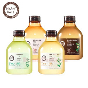 HAPPY BATH Tea Collection Bodywash 300g,HAPPY BATH